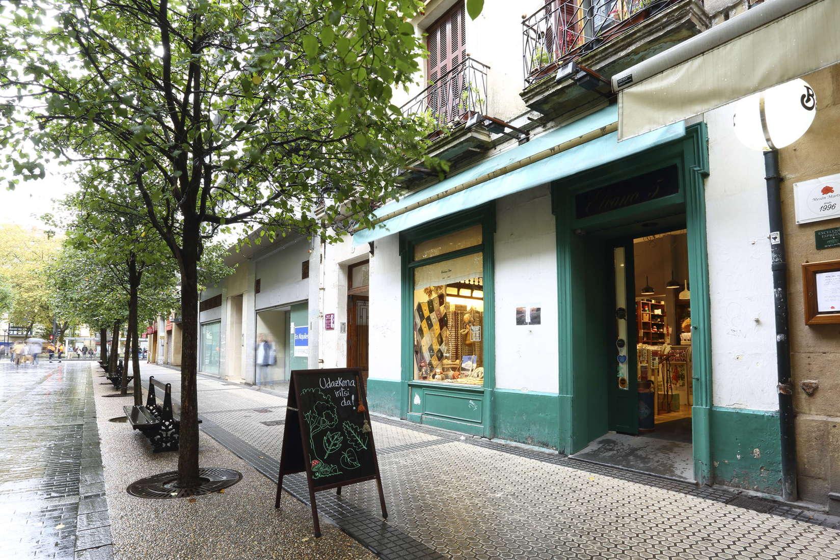 Eskulanen Etxea-Casa de Labores | Hemengo Shopping